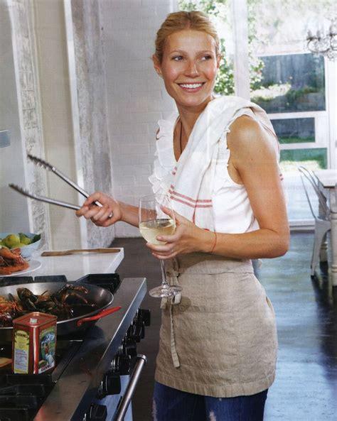 Gwyneth Paltrow Kitchen by Gwyneth Paltrow In The Kitchen