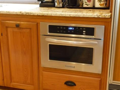 The Cabinet Microwaves by The Counter Microwave Kitchen
