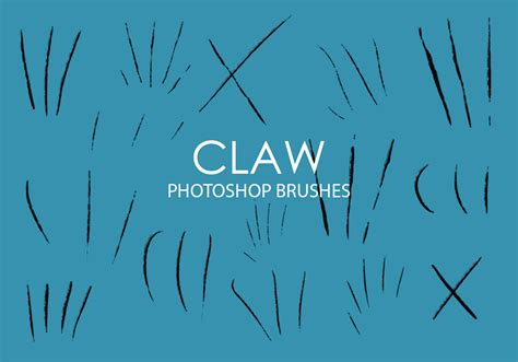 photoshop brushes free claw photoshop brushes free photoshop brushes at
