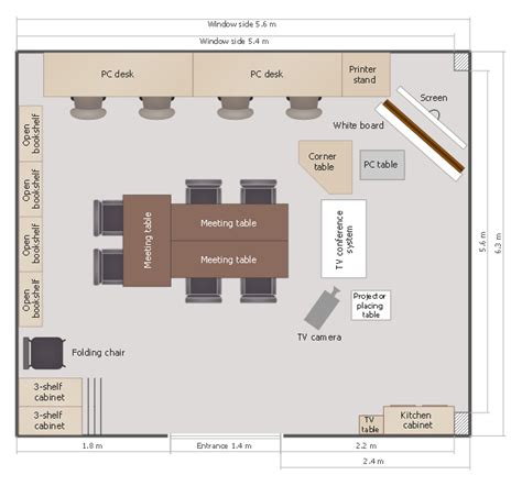 Help Desk Plan by Classroom Plan Classroom Floor Plan How To Create A