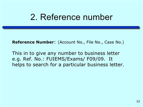 Reference Letter Format For Tin Number Letter Writing