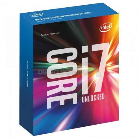 Intel I7 6700k 4 0ghz Up To 4 2ghz Cache 8mb Box Socket Lga 1 intel i7 6700k 4 0ghz skylake socket l ocuk
