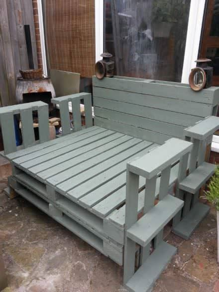 rustic benches from reclaimed pallets 1001 pallets pallet benches pallet chairs patio furniture pallet