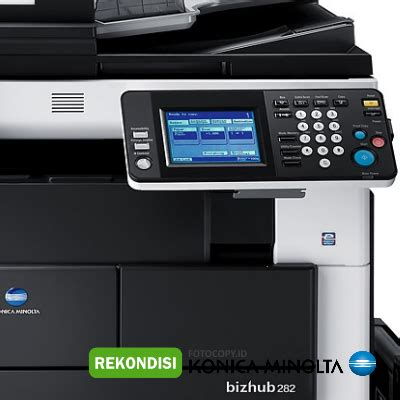 Mesin Fotocopy Minolta jual fotocopy rekondisi mesin fotocopy konica minolta