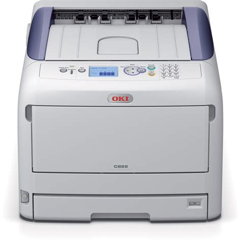 Printer Oki oki c822n a3 colour led laser printer 01328601