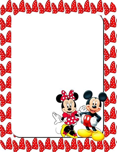 Sticker Stiker Label Pengiriman Disney Mickey Mouse Miki Tikus minnie and mickey in free printable birthday