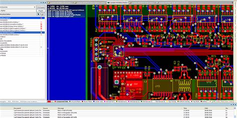 pcb layout software altium correct way to perform re annotation of designators in
