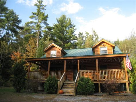 White Mountains Cabins by Cozy Log Cabin In The White Mountains Homeaway Bath