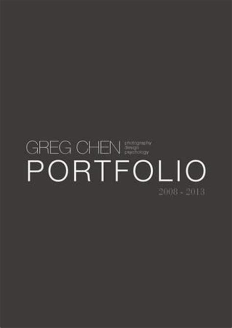 58 best portfolios on issuu images on pinterest