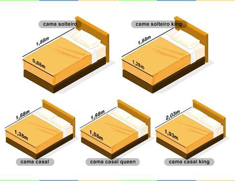 cama medidas medidas de camas sem complica 231 227 o