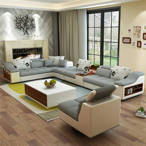 modern furniture 4 less buy living room furniture modern u shaped leather on