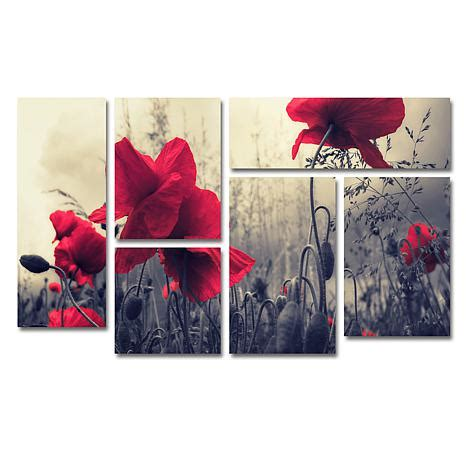 by philippe sainte laudy red for love philippe sainte laudy red for love multi panel art