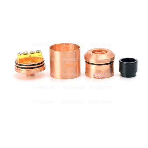 Goon Rda 22 Mm goon style copper 22mm rda rebuildable atomizer w wide bore drip tip