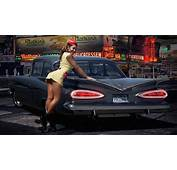 Girls &amp Cars Wallpapers Women HQ Pictures