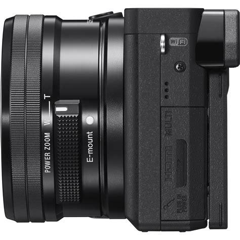 Sony Ilce A 6300 sony ilce 6300 a6300 4k mirrorless digital w 16 50mm power zoom lens 27242891074 ebay