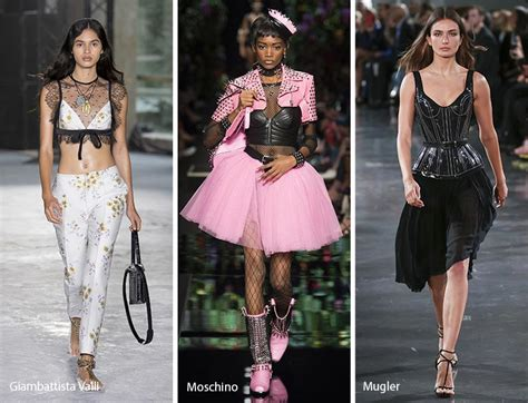 biggest trends of spring 2018 fashion magazine top 9 spring 2018 fashion trends from paris fashion week