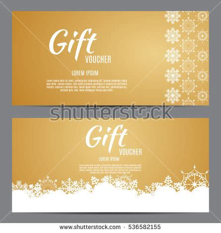 new year gift voucher stock images royalty free images vectors