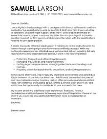 Cover Letter For Paralegal Resume paralegal cover letter examples legal sample cover letters