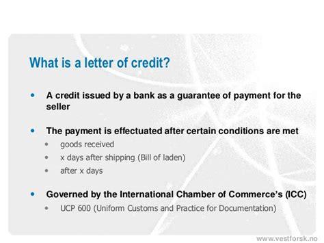 Letter Of Credit Margin Smart Letters Of Credit