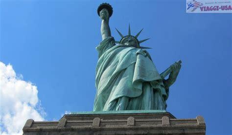 statua della libert 224 ed ellis island come fare una visita