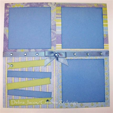 Scrapbook Sketches 8x8 by Best 25 8x8 Scrapbook Layouts Ideas On Simple