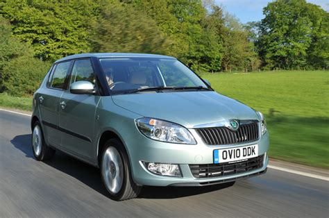 view of skoda fabia 1 6 tdi photos features and
