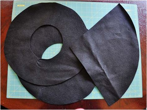 How To Make A Witch Hat Out Of Paper - 25 best diy witch costume trending ideas on