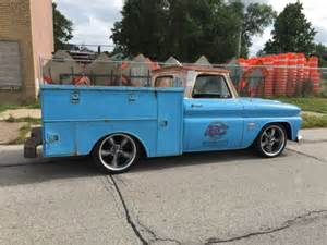1964 Chevy Truck Wheels For Sale 1964 Chevy C10 Rat Rod Utility Bed Truck Classic