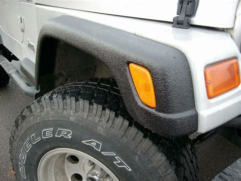 white linex jeep jeep fender black xtra from middle tn line x middle