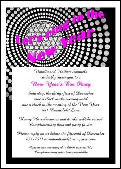 new year greeting etiquette invitations etiquette for new years celebrations