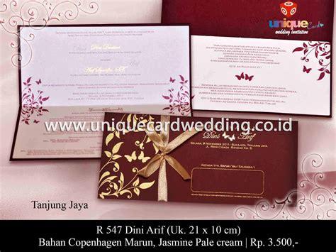 Undangan Pernikahan Sakral 221 undangan pernikahan dini arif unique card wedding invitation media