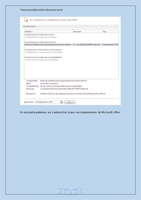 tutorial rapido powerpoint tutorial sobre pesta 241 a archivo power point