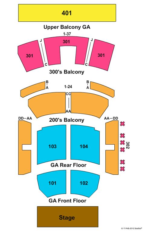 rock live seating map duran duran rock live tickets duran duran august 18