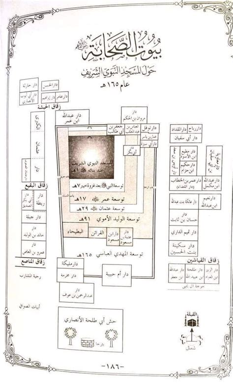 layout plan of masjid al haram بيوت الصحابة إسلامنا pinterest islam islamic and allah
