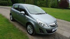 Vauxhall Corsa 12 Plate Second Vauxhall Corsa 1 4 Se 5dr 2014 64 Plate For