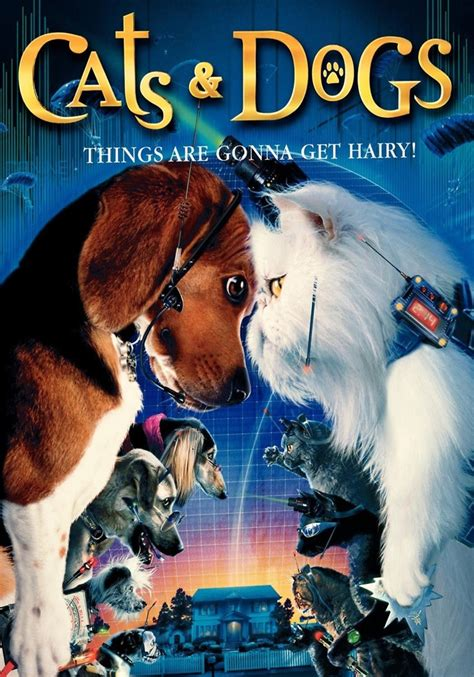 how to get cats and dogs to get along cats dogs dvd release date