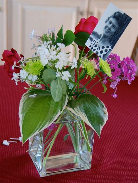 centerpiece ideas for 70th birthday centerpieces