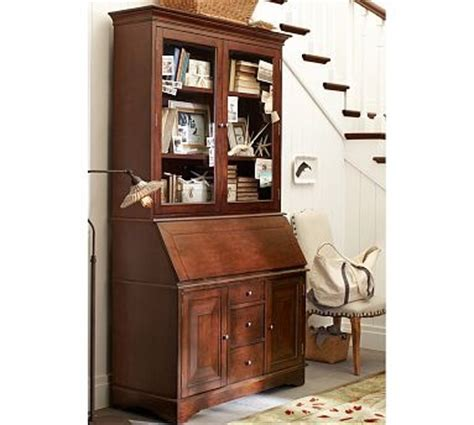 pottery barn secretary desk the mechanic office ideas and for the on pinterest