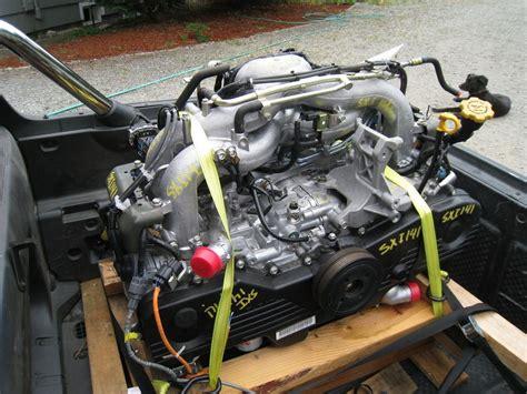 vanagon subaru engine conversion subaru engine