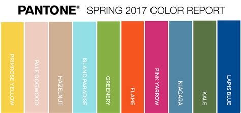 pantone color chart 2017 colors for spring 2017 2017 spring flowers pantone
