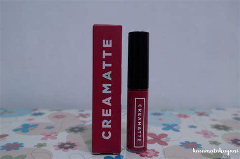 Harga Emina Matte kacamata hayuni review matte lipstick lokal murah emina