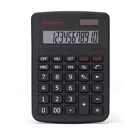 Office Depot Calculators by Office Depot 174 Brand Jumbo Calculator