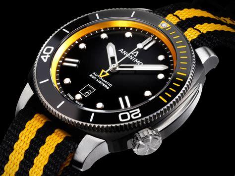 colorful watches colorful new anonimo nautilo nato collection