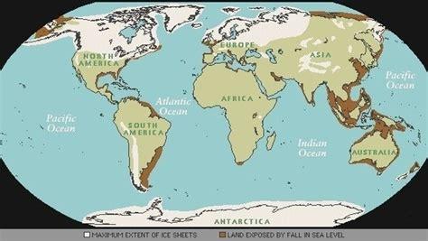 ice age   antarctica fare   colder