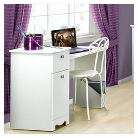 desk for teenager bedroom endearing picture of purple girl room design and
