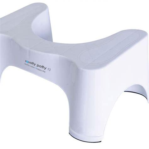 squatty potty toilet stool the original biorelief