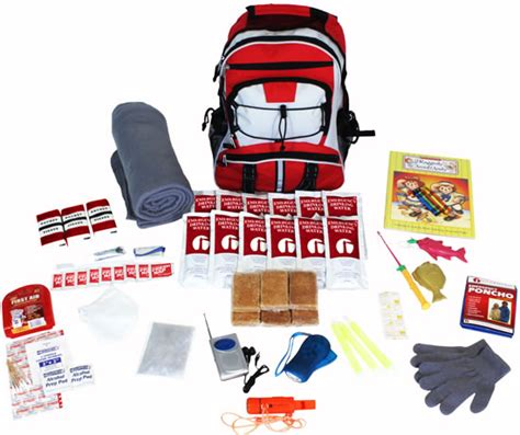 poor s wilderness survival kit assembling your emergency gear for or no money books children s survival kit helps your child make it