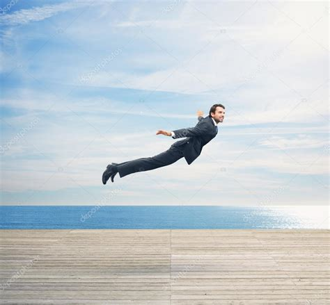 flying on in suit flying boardwalk stock photo 169 kantver
