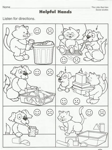 worksheets for preschoolers on manners preschool coloring printables about manners coloring pages