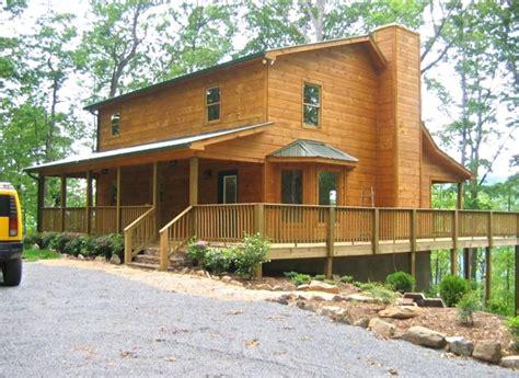 Ridgetop Cabins by Newer Luxury Ridgetop Cabin In The Blue Ridge Vrbo